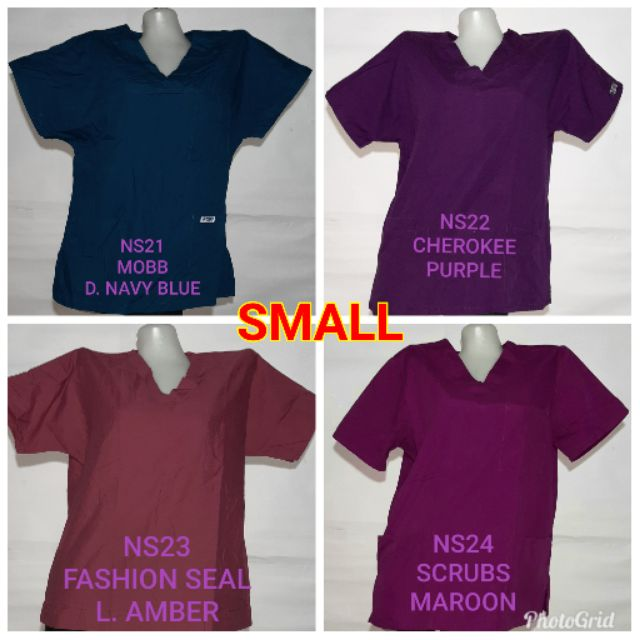 SALE! NEW SMALL SCRUBSUIT US TOPS only
