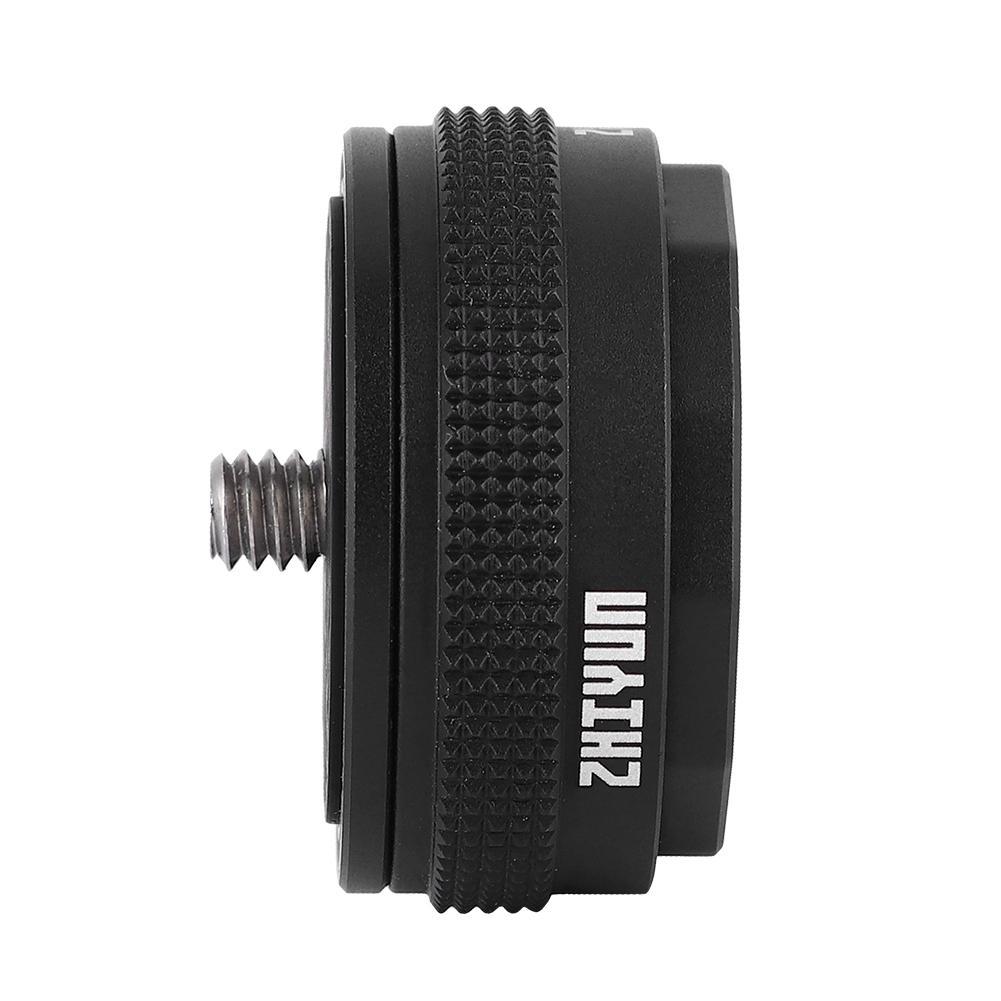 Mugast Quick Setup Kit,Alloy Photography Quick Setup Set with 1//4 Inch Common Interface for Zhiyun Weebill Lab Handheld Gimbal Stabilizer
