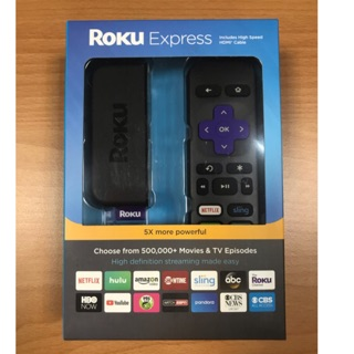 Roku Express 2017 Latest Model - Brand New/Sealed | Shopee