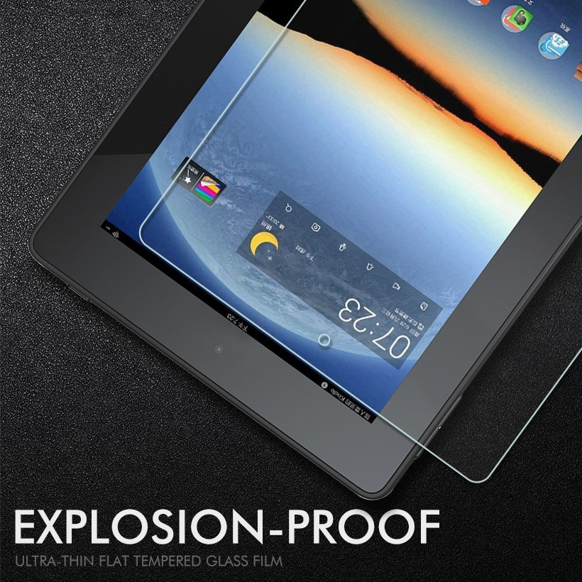 Nano Explosion Proof Screen Protector for Amazon Fire HD 8 2016 Fire HD 8 2015
