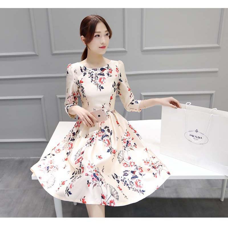 Cod Summer Floral Plus Size Dress Casual Wedding Dresses Shopee Philippines,Pencil Wedding Dresses Uk