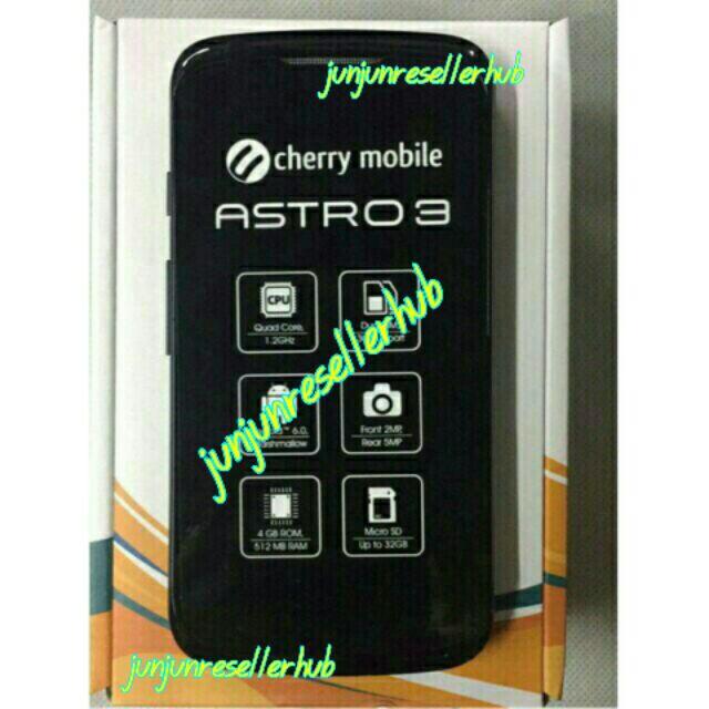 Cherry Mobile Astro 3