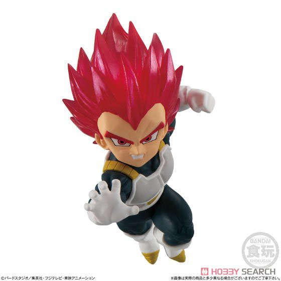 Dragon Ball Adverge Motion 3 Complete Box Set 6 Figures by BANDAI