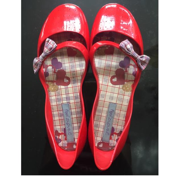 a54225025a82 Jelly shoes -- ZIZOU BY Grendene