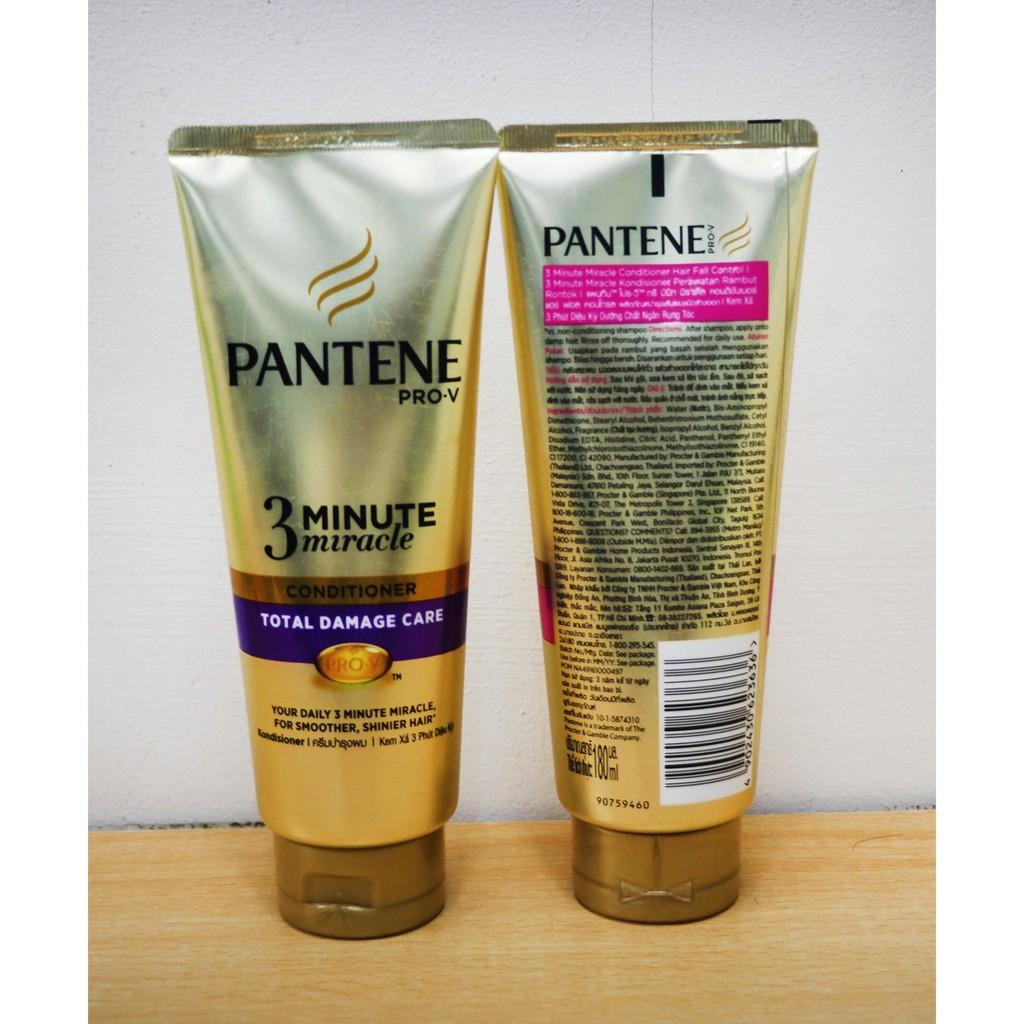Pantene Shampoo Total Damage Care 900ml Shopee Philippines Sampo 480ml
