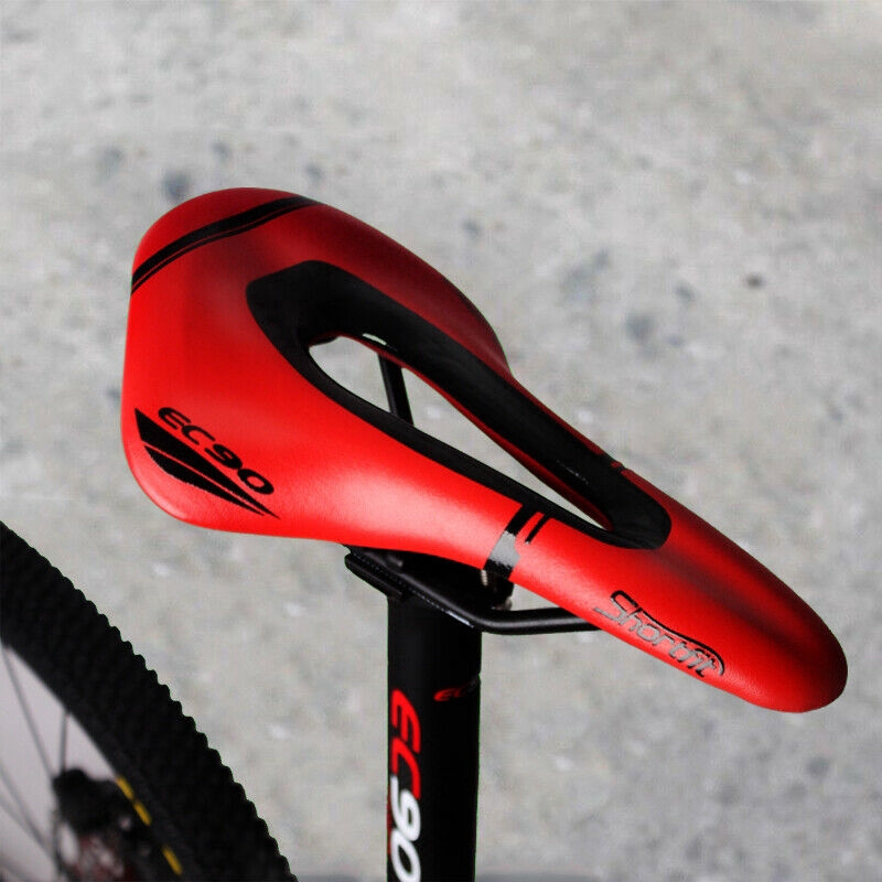 Professional Bike Seat Suspension Bike Saddle Breathable Fit Mountain Road Bike