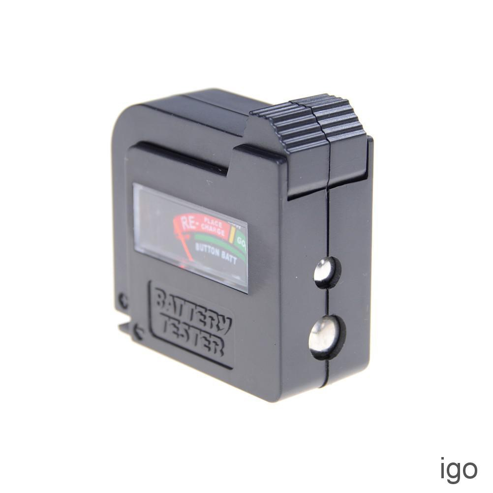 Universal Battery Power Tester Check Test AA AAA C D Button 9V-BT860