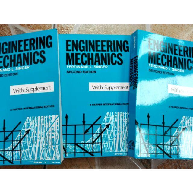 engineering mechanics fl singer pdf download