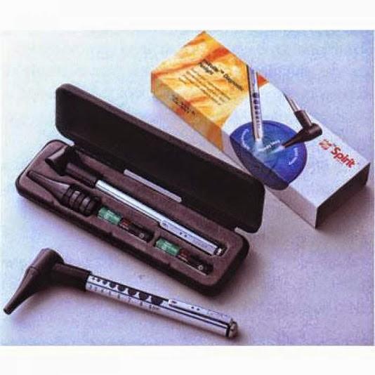 Instrulite Diagnostic Penlight / Mini Otoscope