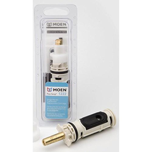Moen 1222 One-Handle PosiTemp Faucet Cartridge Replacement for ...