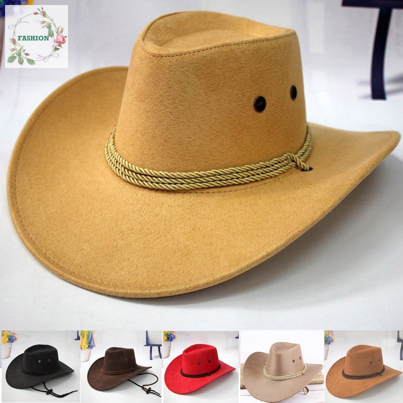 Outdoor travel western cowboy hat  ae7d40646824