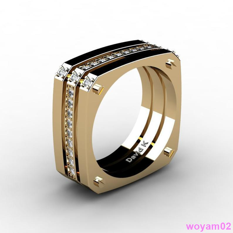 Wr New Design Finger Ring For Lady Shopee Philippines