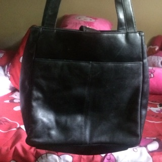 b5b6d15ad02a Preloved Polo Santa Roberta Leather Bag -- repriced