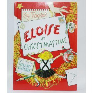 Eloise At Christmastime.Eloise At Christmastime Hardbound Full Color