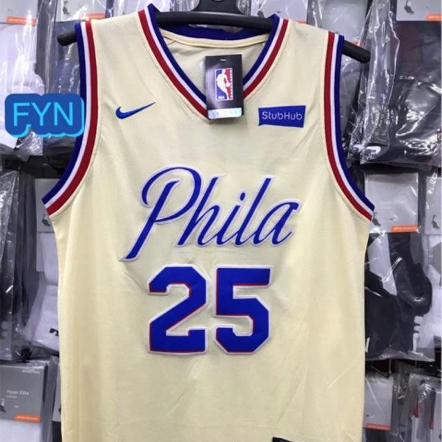 the best attitude 00437 d31cd NBA JERSEY PHILADELPHIA
