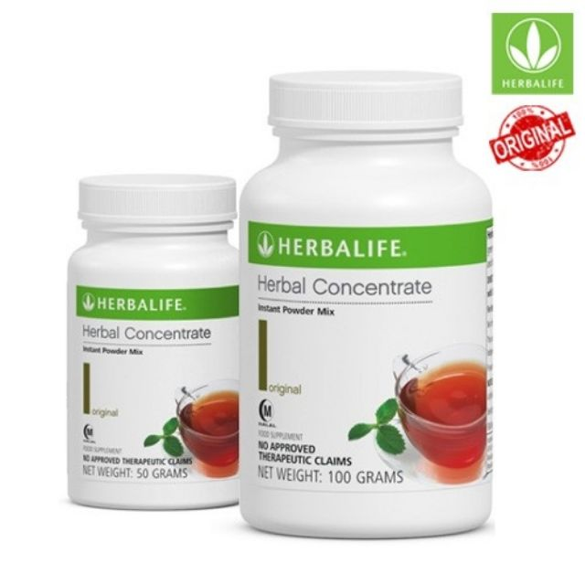 ONHAND Herbalife Herbal Tea Concentrate 50g 100g