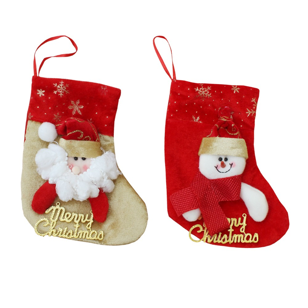 Personalized Christmas Stocking for Home Decorative | Shopee Philippines
