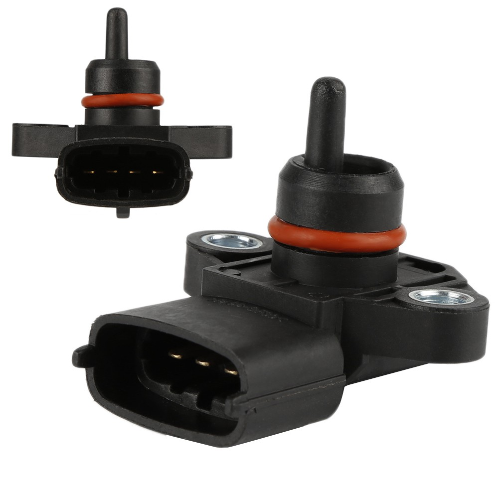 Manifold  Absolute Pressure MAP Sensor W// Electrical Connector Fits:Kia Hyundai