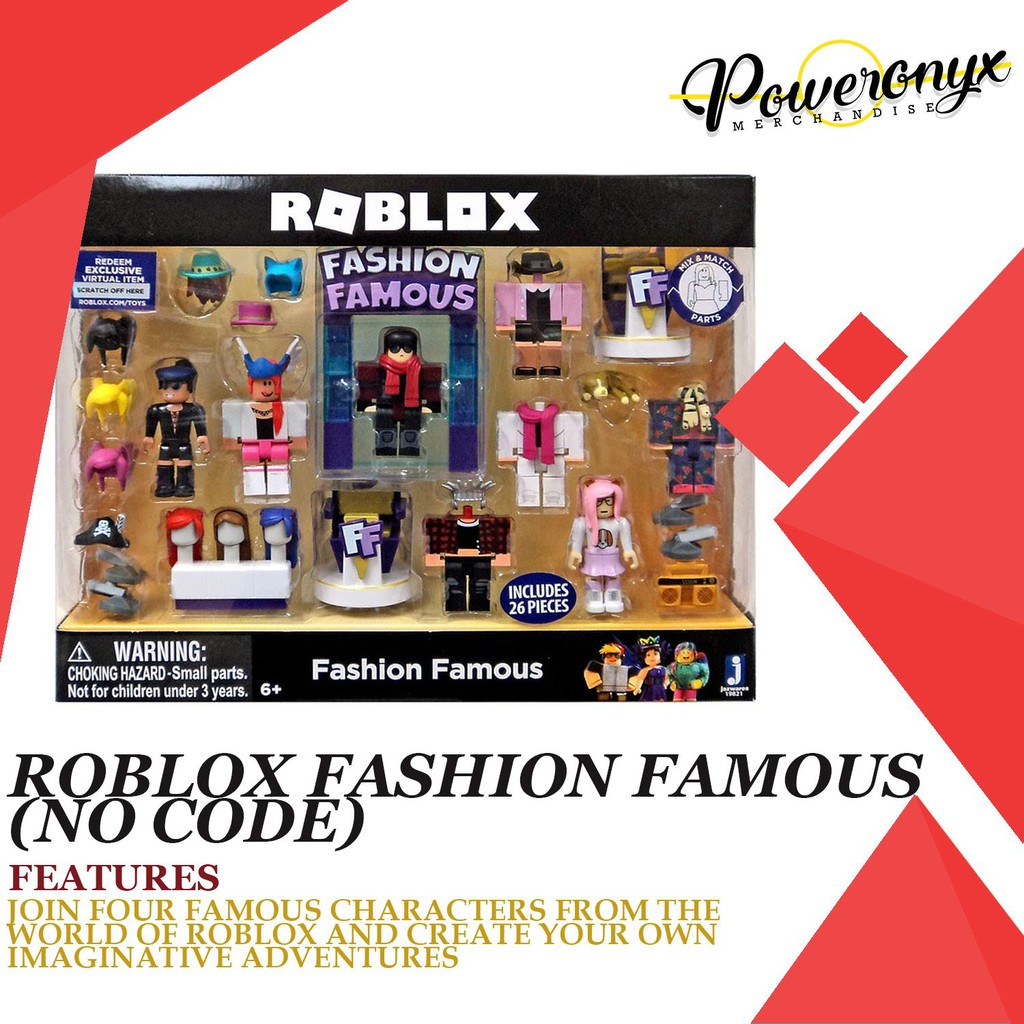 Roblox Codes For Fashion Famous Roblox Fashion Famous Shopee Philippines