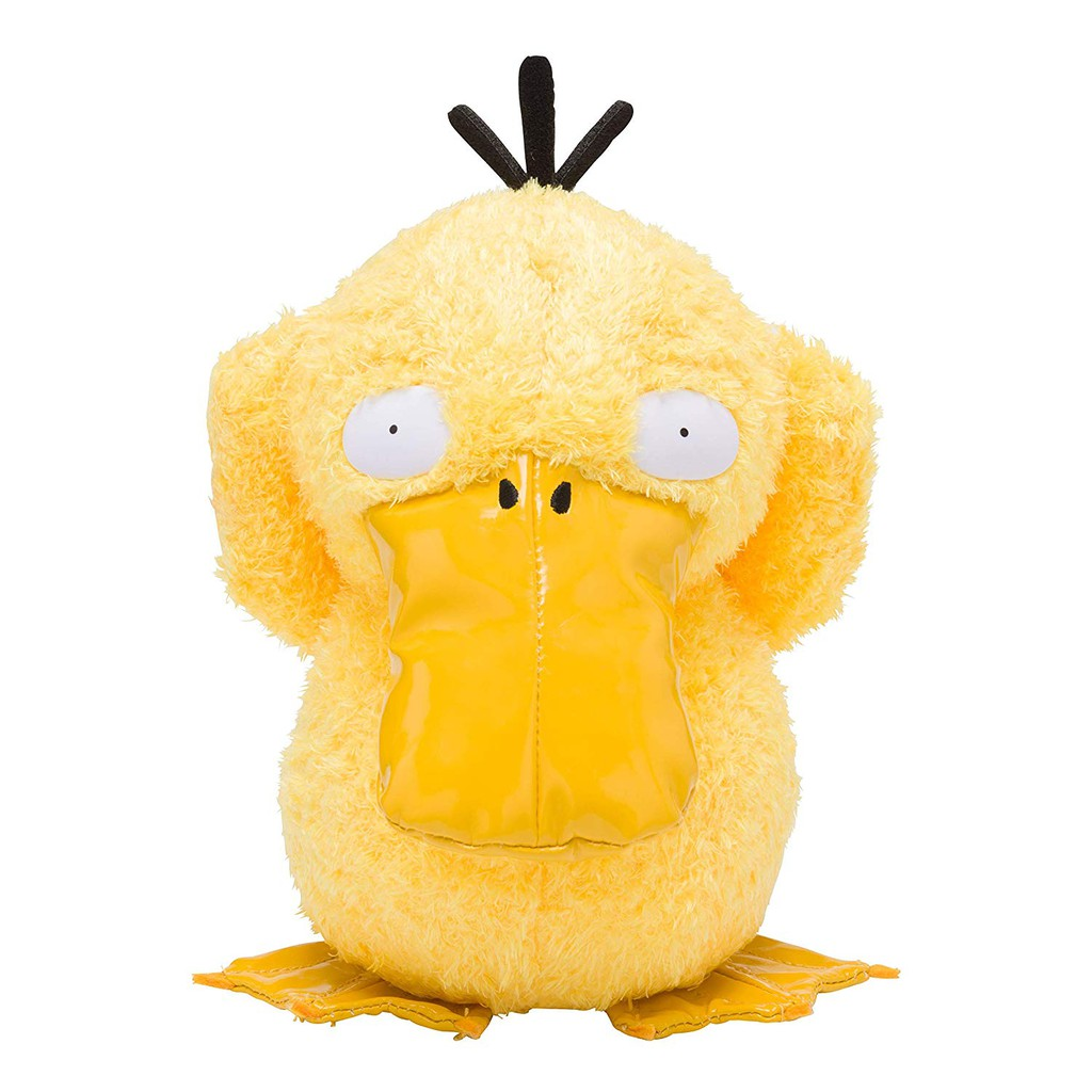 Pokemon Psyduck Duck pet doll puppets plush Toy cute Cosplay Prop Party gift
