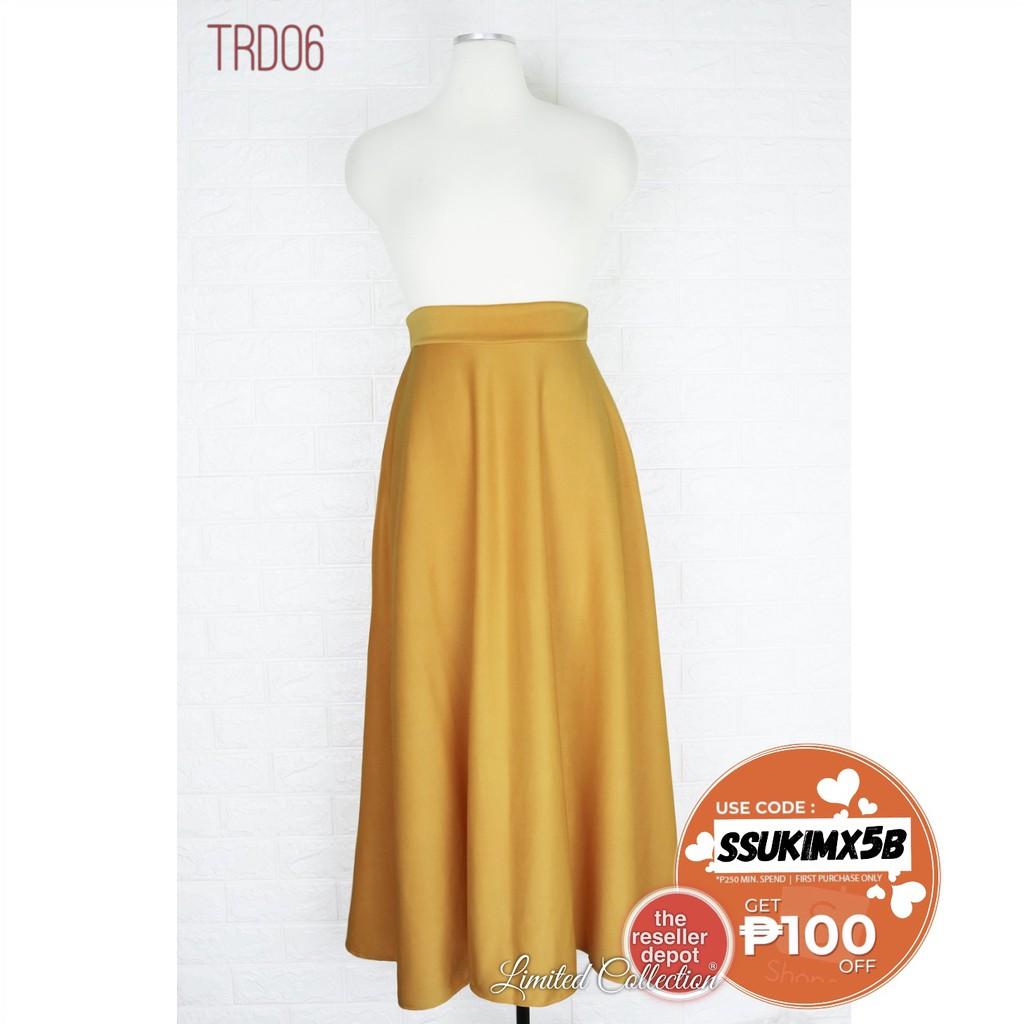 ba2d3341 zara bando mini skirt 300@ black or red | Shopee Philippines