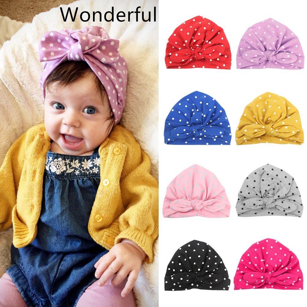 Cute Toddler Beanies For Newborn Children Accessories Warm Cotton Baby Hat