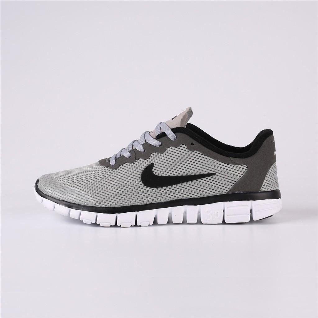 design de qualité 5b4a0 1d05a Nike Free 3.0 V2 Running Shoes Grey Black White Available
