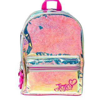 Claires Exclusive JoJo Siwa Reversible Sequin Backpack