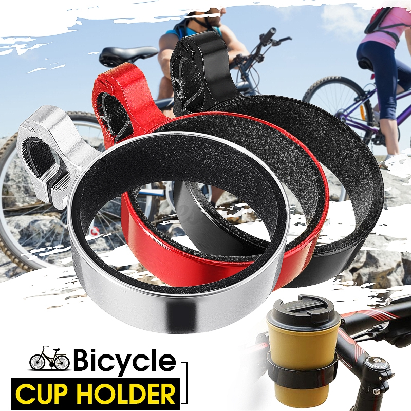 For Cycling Handlebar Cup Water Bottle Drink Holder Motorcycle Bicycle Bike Hot