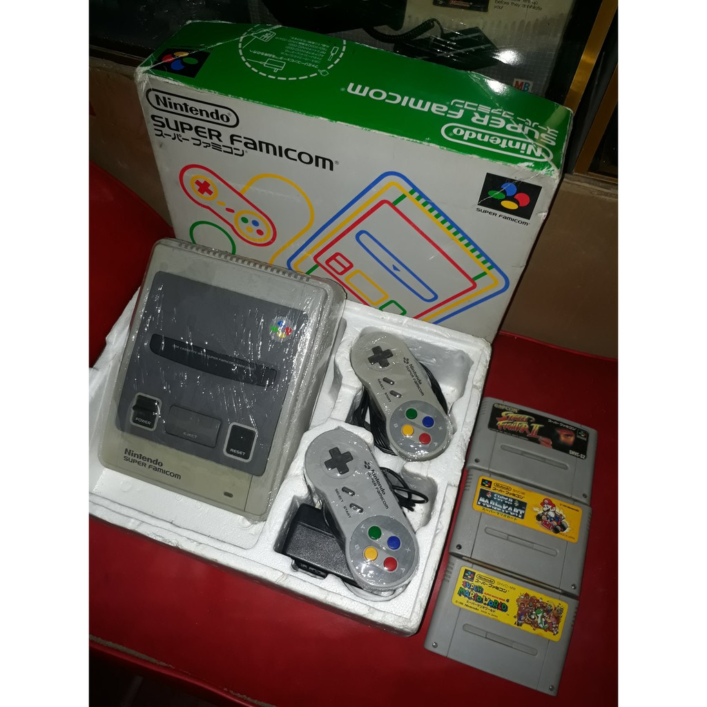 Nintendo Snes Super Gameboy With Alleyway Cartridges Shopee Hori Casing Mika Ps Vita Slim Philippines