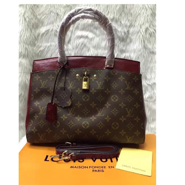 be84e5034396 Authentic Louis Vuitton handbag good quality