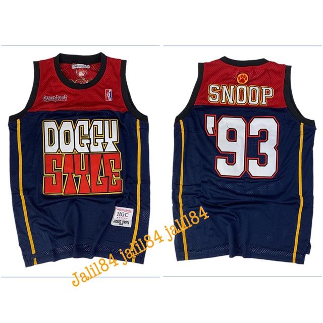 Snoop dogg basketball hip hop rap jersey OEM quality