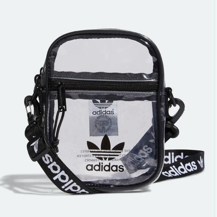 Infidelidad construir Vivienda  Adidas ORIGINALS CLEAR FESTIVAL CROSSBODY Bag | Shopee Philippines
