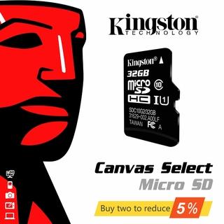 2017 ORIGINALE KINGSTON MICRO SD 16-256 GB per Samsung Galaxy a5 a7 a3 2016