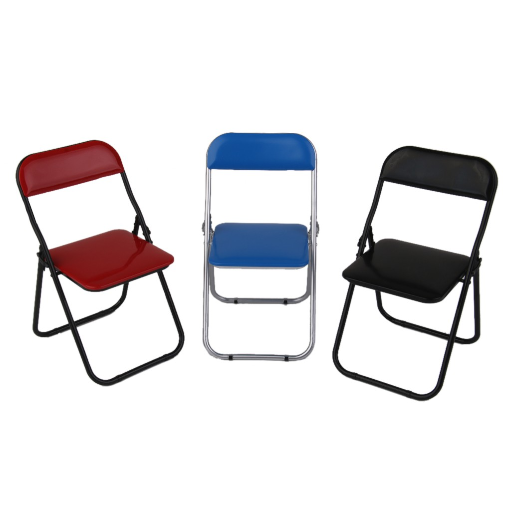 "1//6 Scale Folding Chair Furniture for Hot Toys TC Dragon 12/"" Action Figure Toys"