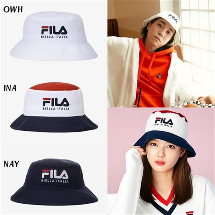 78c7d9f63e8 FILA BUCKET HAT