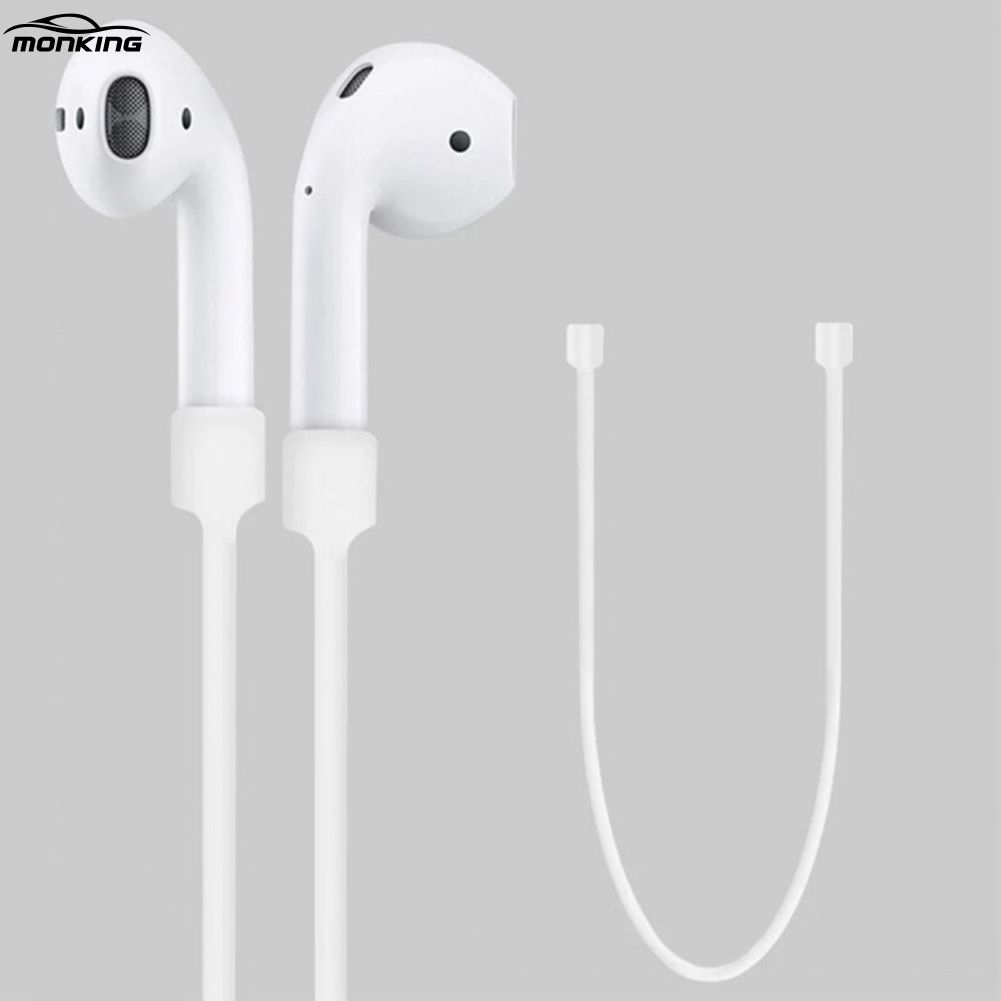 Silicone Protective Cover Case For Wireless Bluetooth Earphone Apple Airpods mk