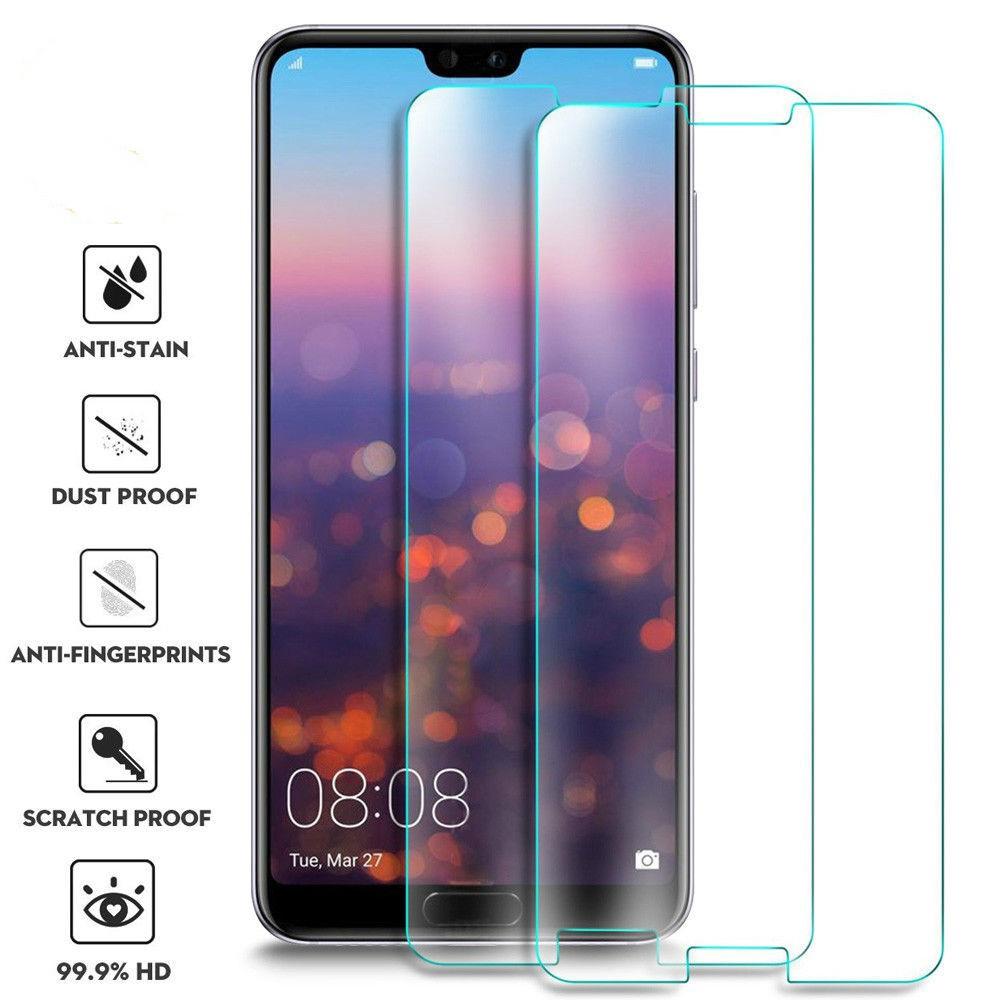 200Pc/20Pcs Huawei P200 Pro/P200 Lite Screen Protector Glass Film