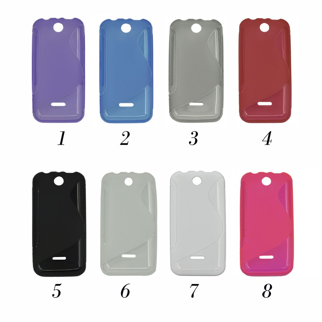 S Line Flexible TPU Protective Case Cover for Nokia 225 | Shopee Philippines