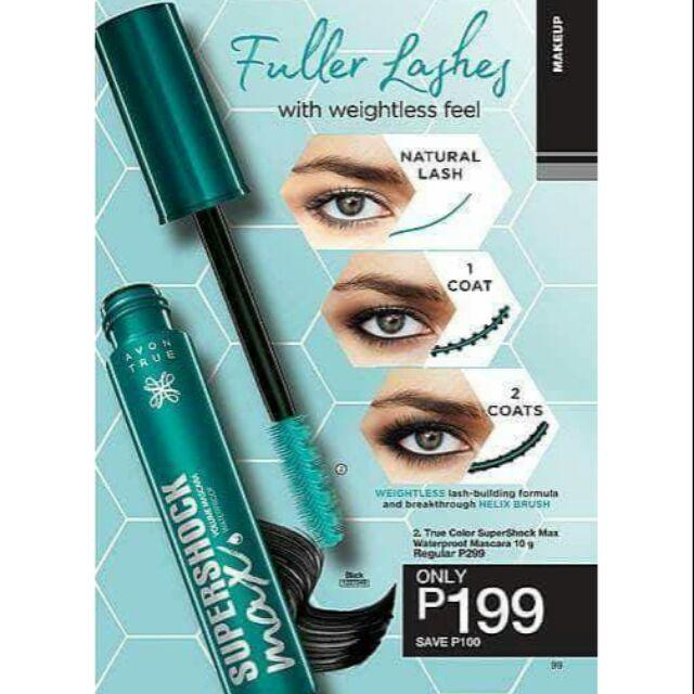 5af0fcccae1 True Color SuperShock Max Waterproof Mascara | Shopee Philippines