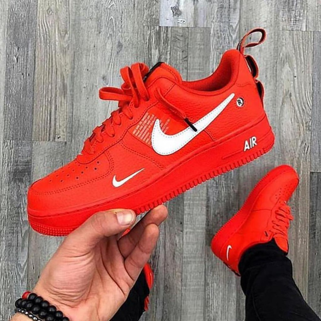 new air force 1 red
