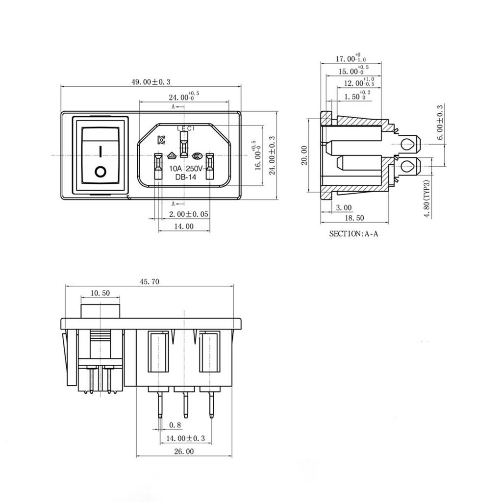 Iec C Wiring Diagram on