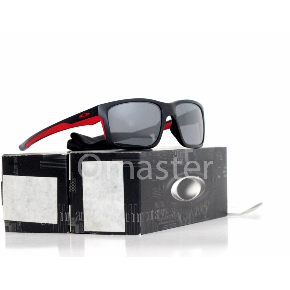 d59f42ae9e New Oakley Mainlink Grey Smoke w  Jade Iridium Lens