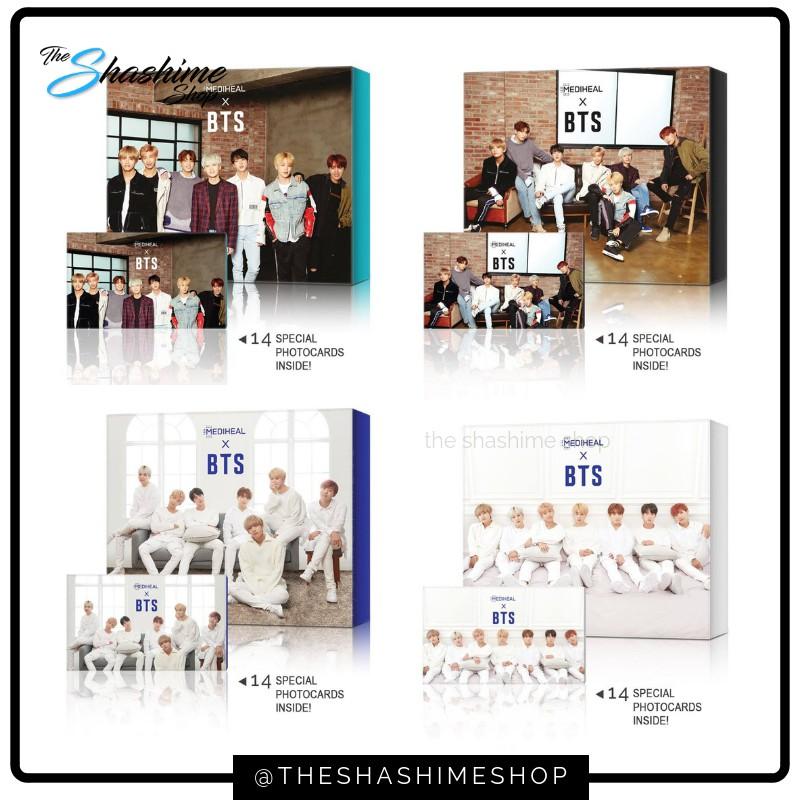 9 9 SALE ⭐ MEDIHEAL X BTS Sheet Mask Pack Special Care Set