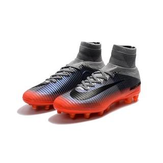 przedstawianie oferować rabaty gorące wyprzedaże (Ready Stock) Nike Mercurial Superfly V CR7 FG Men's Outdoor Soccer  Shoes/Boots