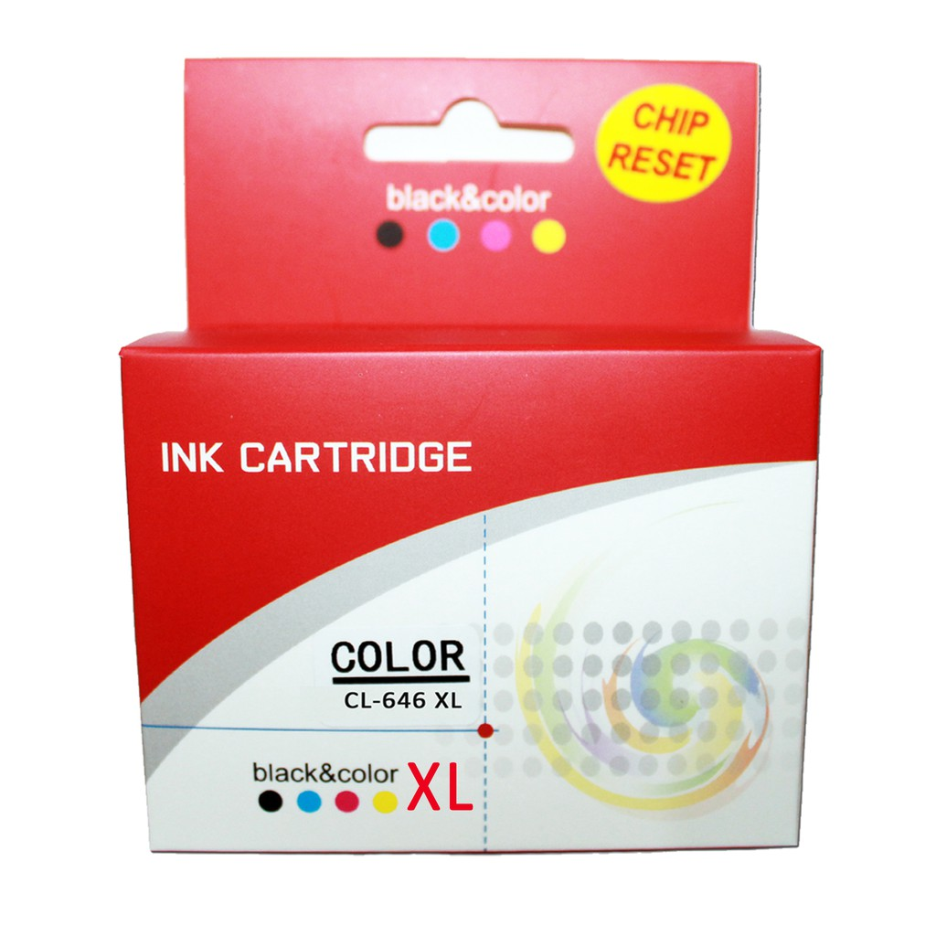 Compatible ink Cartridge CL-646XL Canon TS3160