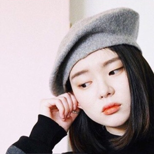 51f73876928 Wool Beret Hat (On Hand - Ready to Ship)