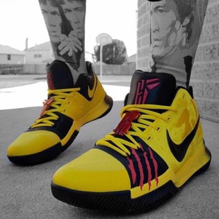 new product 5d90c acaf5 Nike Kyrie 3 x Kobe Bruce Lee