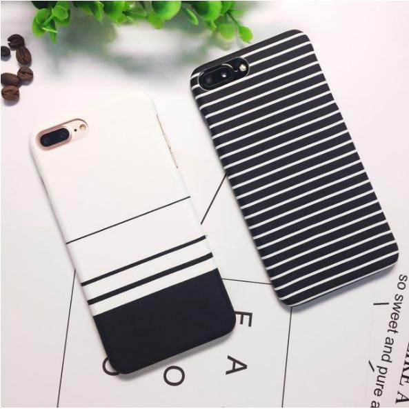 detailed look 6b092 4820a Stripe Case for iPhone 5 5s SE 6 6s 7 8 Plus X