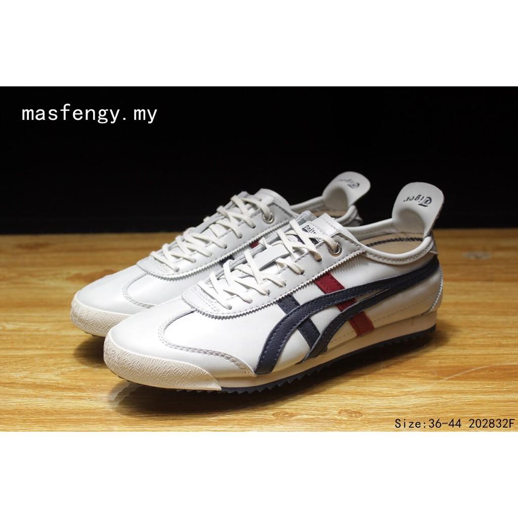 Royaume-Uni disponibilité 53a3b 30ac6 Asics Mexico Original Women men sports casaul sneakers shoes